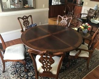 Table - 6 Chairs $468.00