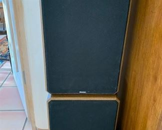 $90/ Pair Boston Acoustics HD8 bookshelf speakers