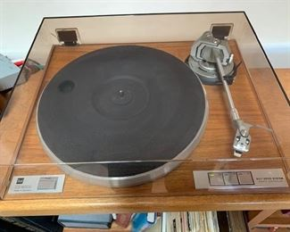 $295 Dual CS5000 turntable