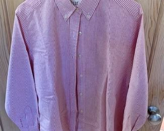$10 Womens Size 8 Foxcroft Cotton Shirt
