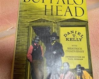 $20 'The Buffalo Head', Kelly signed 1st ED