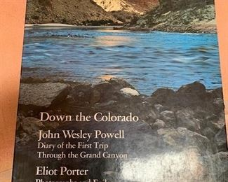 $5 'Down the Colorado' Powell and Porter