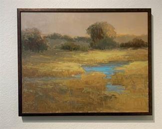 A Fall Field 34x30