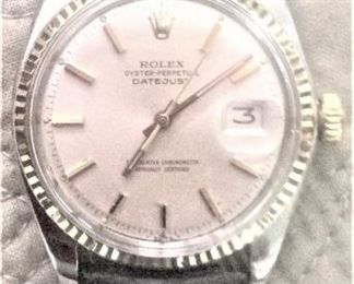 Genuine Rolex Oyster Perpetual - Date Just - Chronometer