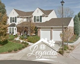 Legacies Estate Sales Welcomes You To Country Charm in Highlands Ranch