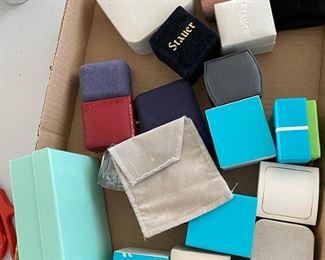 Empty Jewelry Boxes
