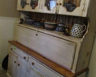 2 piece cabinet