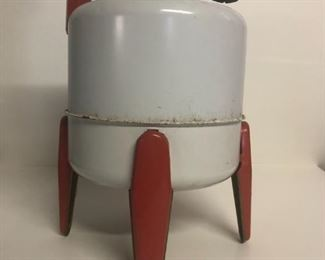 Miniature washing machine by Wind     $50. Great condition.