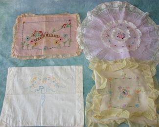 Art Deco 1920s boudoir pillow covers