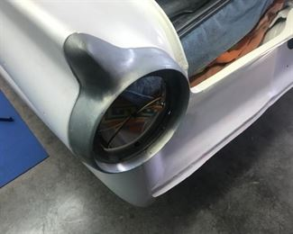https://youtu.be/HuevclU2sUg click link to view 360 video of car1957 Ford Tudor (windshields and seats are in upper barn) engine redone and painted Body ready for paint $9000 obo call sonny 6302903825 to make appointment or ask questions CLASSIC CAR