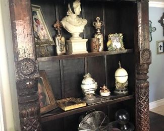 Display/bookshelf by Mexican designer