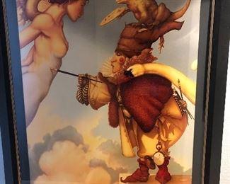 Michael Parkes artwork