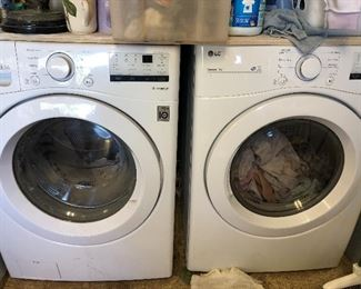 Like new washer & dryer