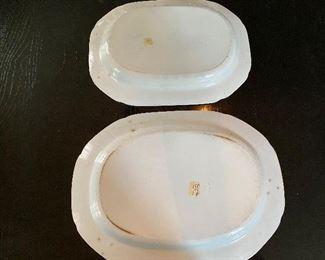 Bottoms of platters