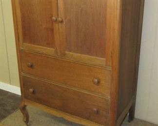 1920's Chest w/Drawers Inside