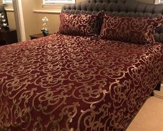 Bed ensemble