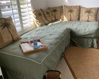 2 Twin beds $100 each w/o linens