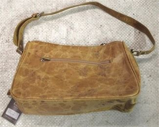 202 - Lazzaro Leather Ladies Handbag