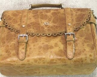 205 - Lazzaro Leather Ladies Handbag