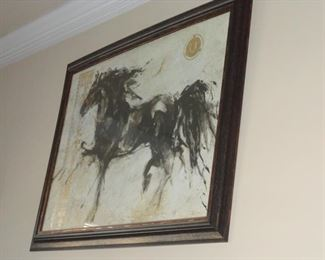Very large Horse Print