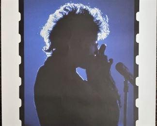 Bob Dylan Lithograph