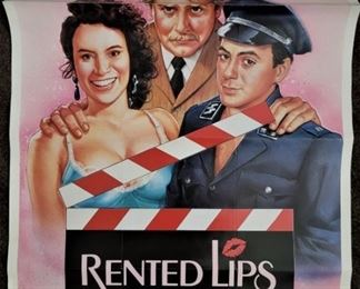 Rented Lips Movie Poster