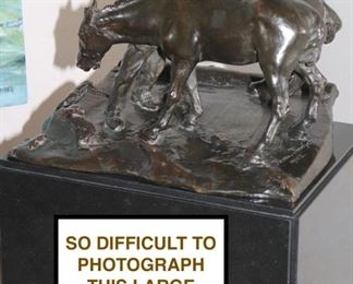 H Fuchs 1902 Bronze