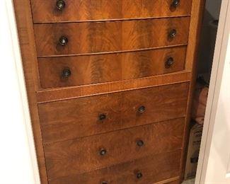 Vintage, 100 year old dresser