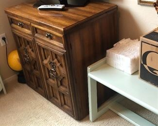Wood Dresser to compliment the bedroom furniture