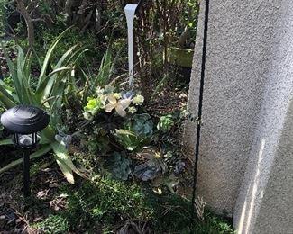 Hanging Succulent Wreath