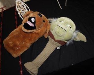 Yoda and Friend