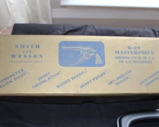1968 Smith and Wesson Box, look this one up on Ebay Sold list.