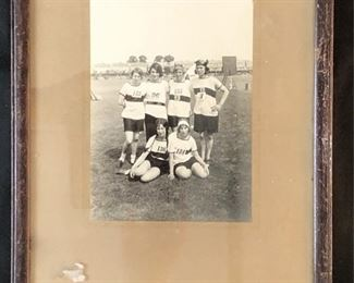 Women's Sports Team circa 1920's-30's