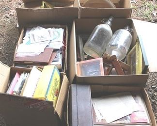 24 - Box Lots of Assorted Items (6bxs)