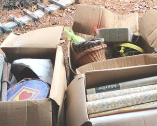 28 - Box Lots of Assorted Items (3bxs)