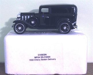 90 - 1932 Chevy Sedan Delivery Diecast Model