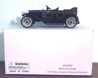 92 - 1911 Chevy Classic 6 Series K Roadster Model