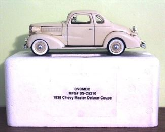 94 - 1938 Chevy Master Deluxe Coupe Model
