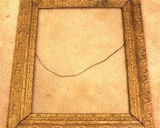 117 - Antique Picture Frame