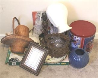 168 - Lot of Assorted Items