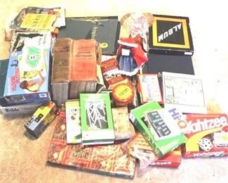170 - Lot of Assorted Items