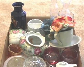178 - Tray Lot of Assorted Items