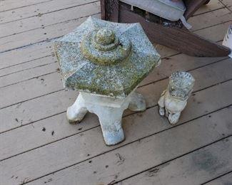 Yard Statue