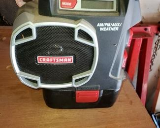 Craftsman radio