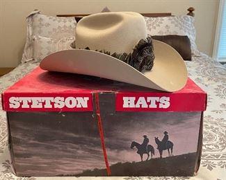 Stetson Sheplers inc. hat