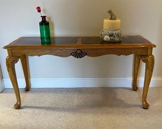 Excellent foyer table