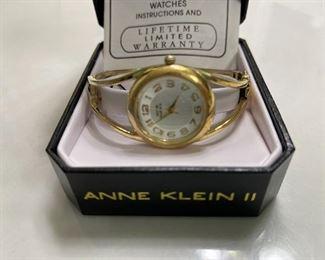 Big assortment of Anne Klein ladies watches