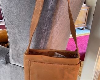 Brand new Kenneth  Cole Leather Purse