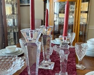 Towle Candle stick holders