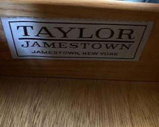 #50Taylor Jamestown High Boy Cabinet w/11 drawers 36x18x75 $275.00
